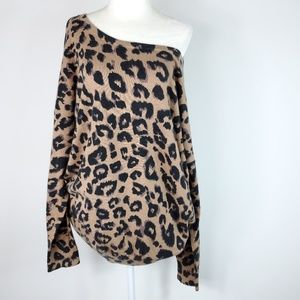Animal Print Sweater Old Navy